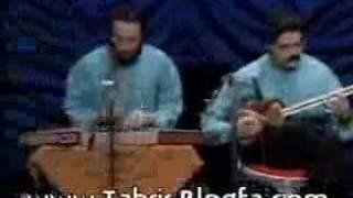 Iraj Bastami, Tasnif: Aghrab e zolf e kajat