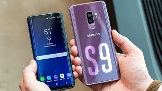 Samsung Galaxy S9 hands-on by : The Verge