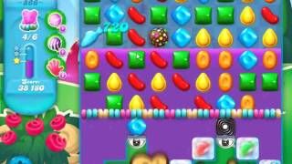 Candy Crush Soda Saga Level 866 - NO BOOSTERS