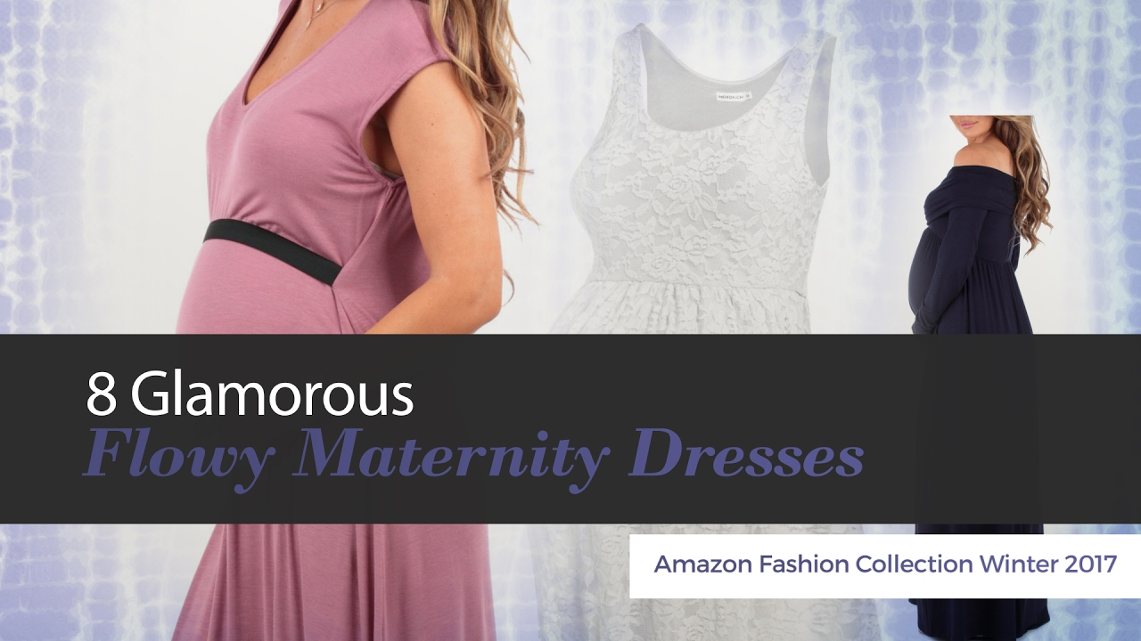 8 glamorous flowy maternity dresses amazon fashion collection 8 glamorous flowy maternity dresses amazon fashion collection winter 2017 ombrellifo Image collections
