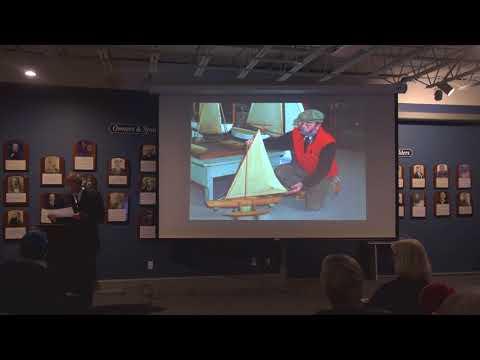 """""""From WESTWARD to ELEONORA: The Great Herreshoff Racing Schooners"""" Presented by Halsey C. Herreshoff"""