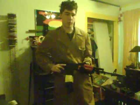 My Costume (Soviet Shock Trooper)  sc 1 st  YouTube & My Costume (Soviet Shock Trooper) - YouTube