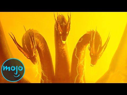 The Origins of King Ghidorah Explained
