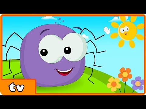 Free Download Incy Wincy Spider | Itsy Bitsy Spider | Plus Lots More Popular Nursery Rhymes By Hooplakidz Tv Mp3 dan Mp4