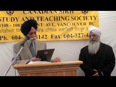 """Giani Jasvir Singh """"Sikh Scholar"""" & Bhai Harmanpre..."""