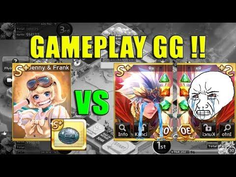 GAMEPLAY MUAANTAAPP !!! ||  BLACKHOLE BARU LINE LET`S GETRICH |