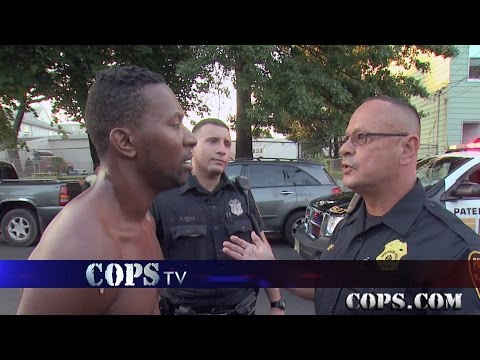 "Timmy Tabor was on a recent episode of ""Cops."""