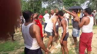 सोनू मोनू भैया कबड्डी मैच मायंग