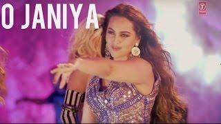 O JANIYA Full  HD Video Song | Force 2 | John Abraham, Sonakshi Sinha