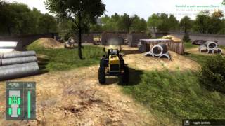 Construction Machines Simulator 2016 | Tomcat Demolition!