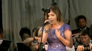 Roxana Cozma - Adagio - LIVE la Ateneul din Iasi cu Orchestra Zamfir&#39 50 . Dirijor DAN ...