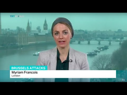 Interview with Myriam Francois on Brussels attacks and social media's response