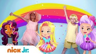 'Rainbow Kind of Day' 🌈 Music Video | Sunny Day | Nick Jr.
