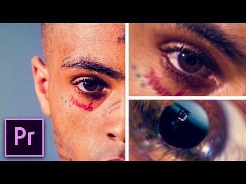 Eye Zoom Transition from XXXTentacion | Cinecom net
