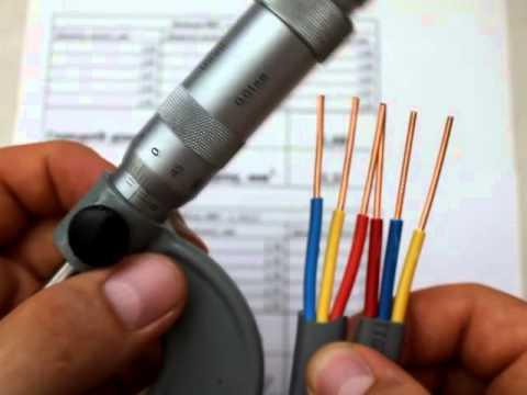 Как определить сечение провода, отличия и сравнение проводов разного производства, Одескабель