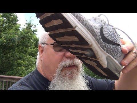 When To Change Your Walking Shoe