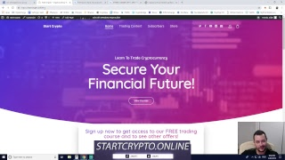 First live of 2019! How to get into crypto and make money with no prior trading experience