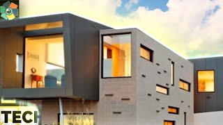 10 Incredible Prefab Modular Homes From Archiblox Architects Youtube