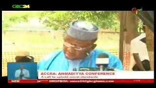 Ahmadiyya Muslim Community Ghana's convention