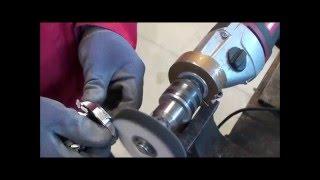 Γυάλισμα DIY σε ρολόι χειρός / DIY wrist watch polishing