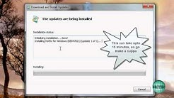 Having Problems Installing Windows Updates? Use Update Readiness Tool by Britec