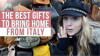 Quick & Easy Gifts To Bring Home To Your Friends & Family From Italy