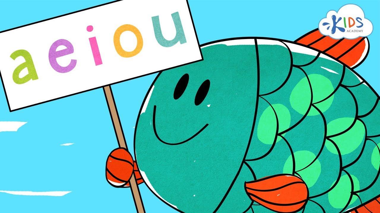Download Long and Short Vowel Sounds for Kids | A E I O U | Kids Academy