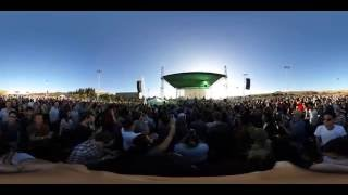OKGO: Here It Goes Again - Live at Google - 360 Video