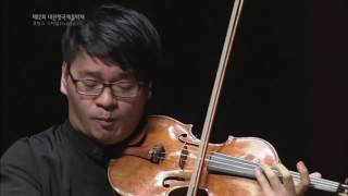 2015 gmmfs 대관령국제음악제 boccherini string trio in d major g 98 op 14 no 4