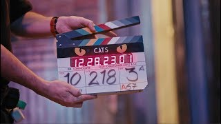Go behind the scenes for a first look at #CatsMovie. Trailer this F...