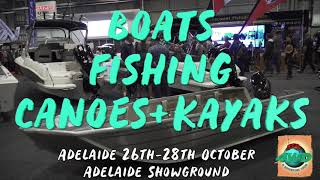 2018 Adelaide 4WD and Adventure Show