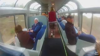 Amtrak Southwest Chief - Los Angeles to Chicago Oct 2017