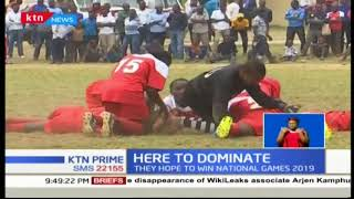 Kwale Girls hoping to dominate in Girls Football in the country