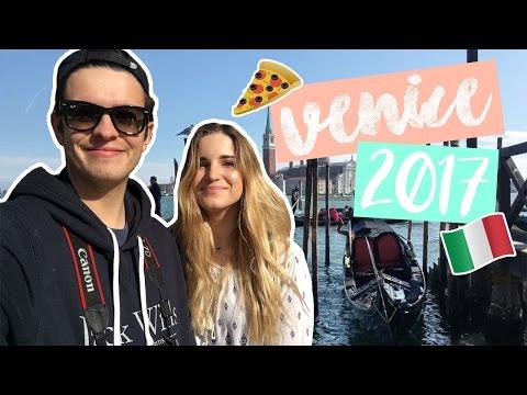 VENICE, ITALY TRAVEL VLOG 2017!   Alarah