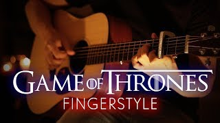 Game Of Thrones Theme Fingerstyle Cover 🎸🐺🔥❄