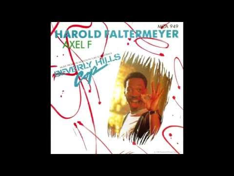 Harold Faltermeyer - Axel F (HD Remaster), 1984, HQ