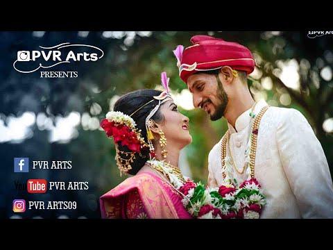 Pranay & Supriya | Marathi Cinematic Wedding | PVR ARTS