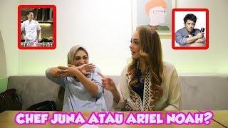 Download Video PILIH CHEF JUNA ATAU ARIEL NOAH? Seru-seruan Reisa Broto Asmoro dengan Mama LIta :D MP3 3GP MP4
