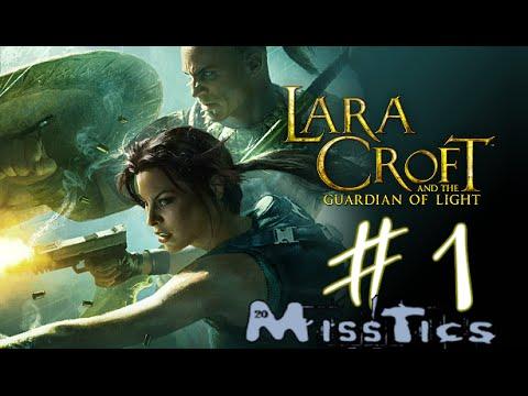 Начало конца Храм Света Lara Croft and the Guardian of Light #1