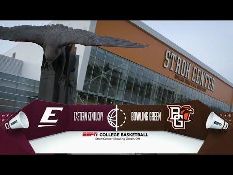 NCAA Women's Basketball 2017-11-10 Eastern Kentucky at Bowling Green