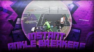 INSTANT ANKLE BREAKER GLITCH BEST DRIBBLE MOVES IN NBA 2K18