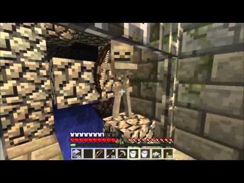 娜喵x老吳 休閒Minecraft Day13.5 Ep End