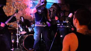 RAVEN THRONE -Summer Eclipse(Минск 28.06.15)