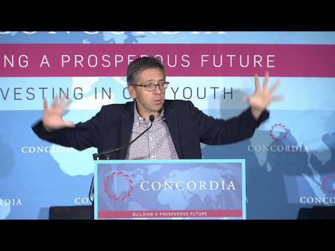 Remarks on Political Risk by Dr. Ian Bremmer