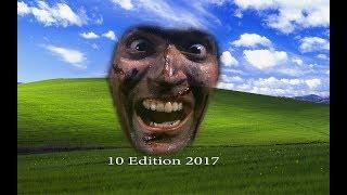 Говносборка 10 Edition 2017 на основе windows XP