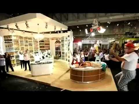Caesarstone - Flashmob (6 May 2014)