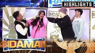 Vice tries out Jhong and Vhong's prank on Anne   It's Showtime BidaMan