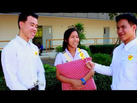 (HD) การรณรงค์การแต่งกาย (POLL) มหาวิทยาลัยราชภัฏอุดรธานี