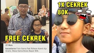 Download Video RIDWAN KAMIL Singgung BOWO 'TIK TOK', NETIZEN Bawa bawa PRABOWO MP3 3GP MP4