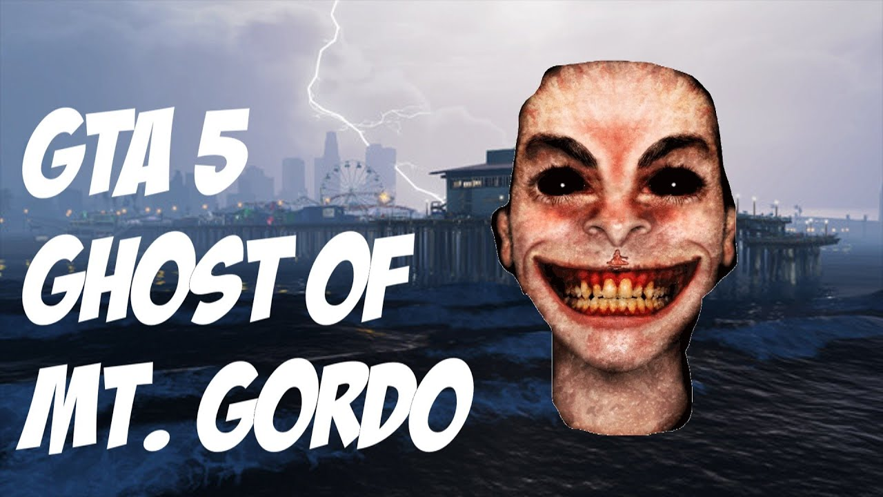GTA 5: Ghost of Mt. Gordo Easter Egg Location (Where to ...